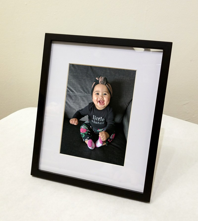 We Print your Photo and Frame it for You
