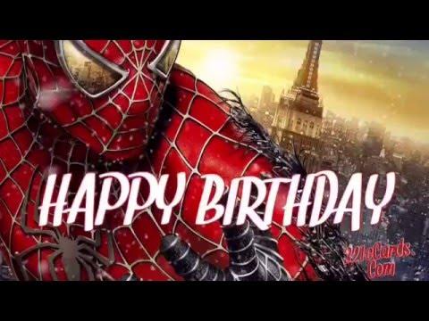19 Funniest Spiderman Happy Birthday Meme Pictures MemesBoy