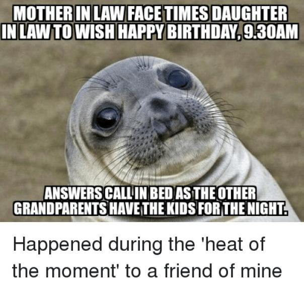 Daughter in law Memes