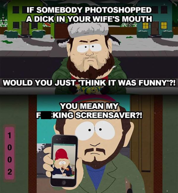 funny south park memes