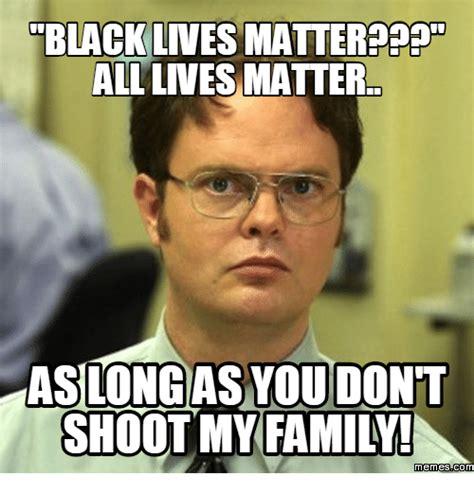 black lives don t