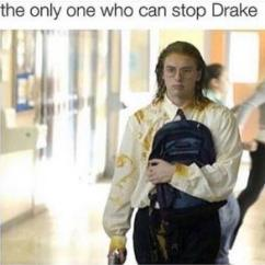 Wheelchair Drake Tied To Chair Degrassi Memes For Meme