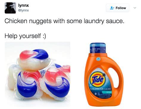 laundry sauce memes