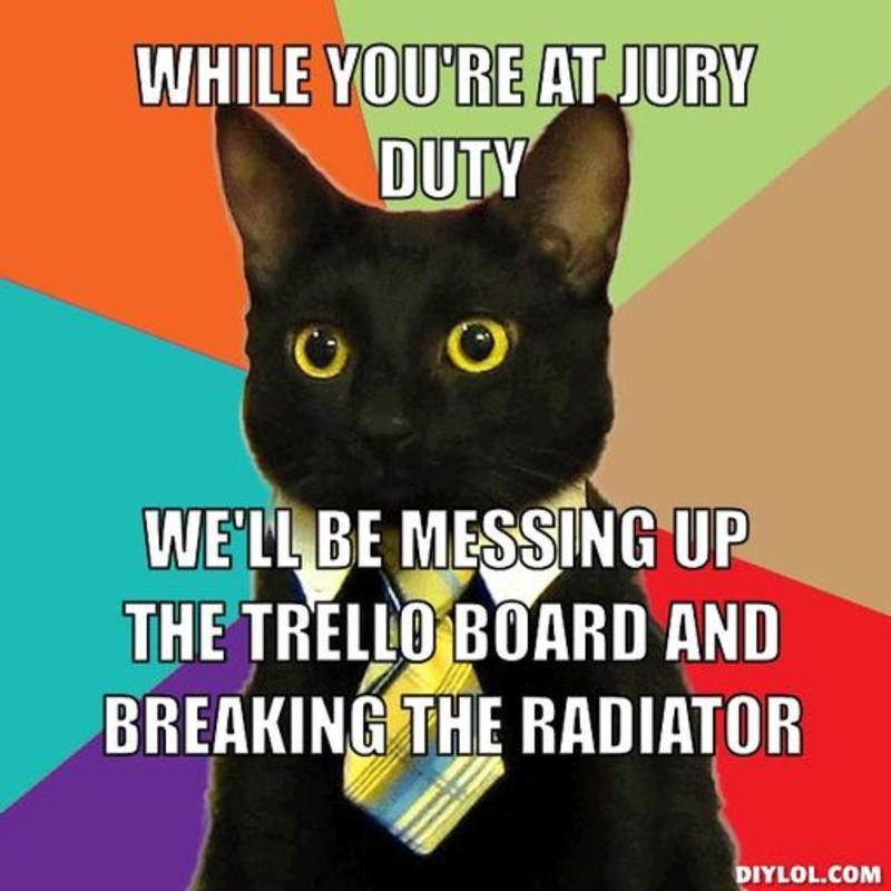 Jury Duty Memes