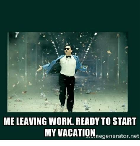 Getting Ready For Vacation Memes