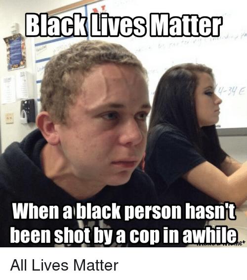 funny black lives matter