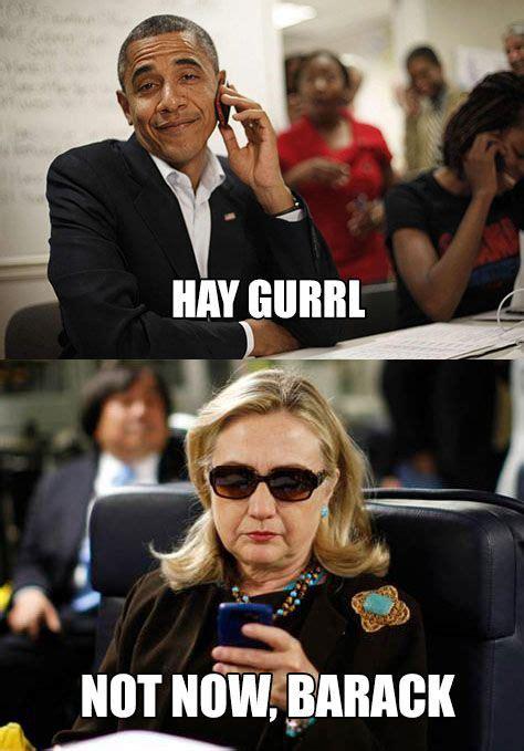 hillary clinton texting memes