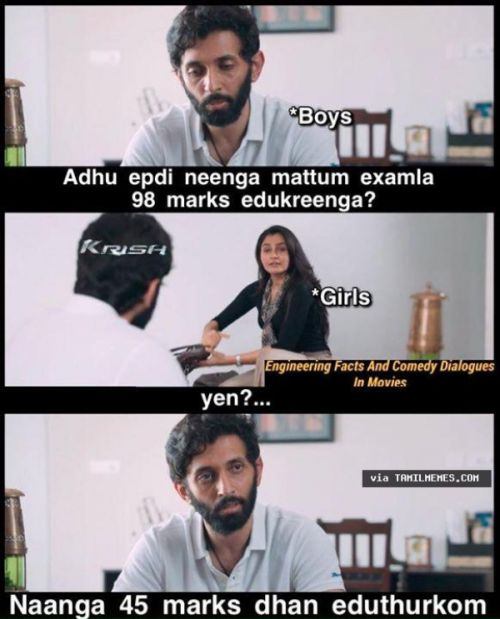Funny Exam Result Memes In Tamil Funny Memes 2019