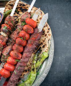 Adana Kebab Teller