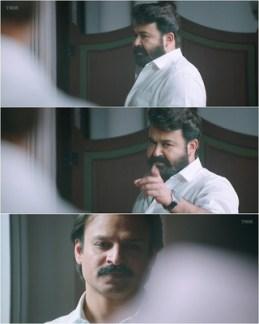 Lucifer Plain Meme of Mohanlal as Stephen Nedumpally, Vivek Oberoi as Bobby  Screenshots, Meme Photo Comments, Blank Trolls Template.