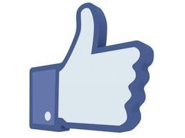 bouton like facebook