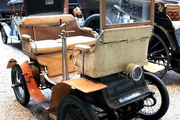 ბუგატი და სხვები პრაღის მუზეუმში - მე მოგზაური