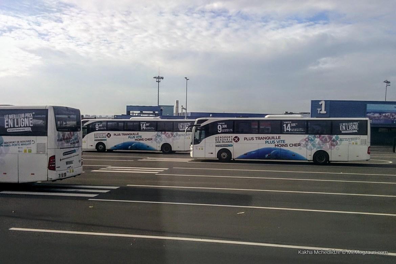ბოვე-პარიზის ავტობუსები