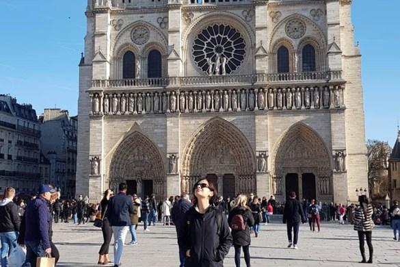 პარიზი, ფიქრების ქალაქი. დღე მეორე - მე მოგზაური