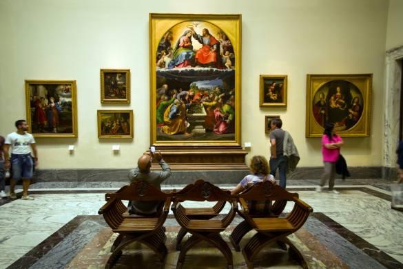 ვატიკანის მუზეუმი და სიქსტეს კაპელა: 29 ევროდან - მე მოგზაური