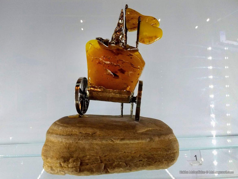 გდანსკის ქარვის მუზეუმი - მე მოგზაური