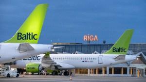 airBaltic-ის ავიარეისები რიგა-თბილისი