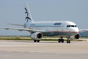 Aegean Airlines ათენი-თბილისი-ათენის ჩარტერს შეასრულებს