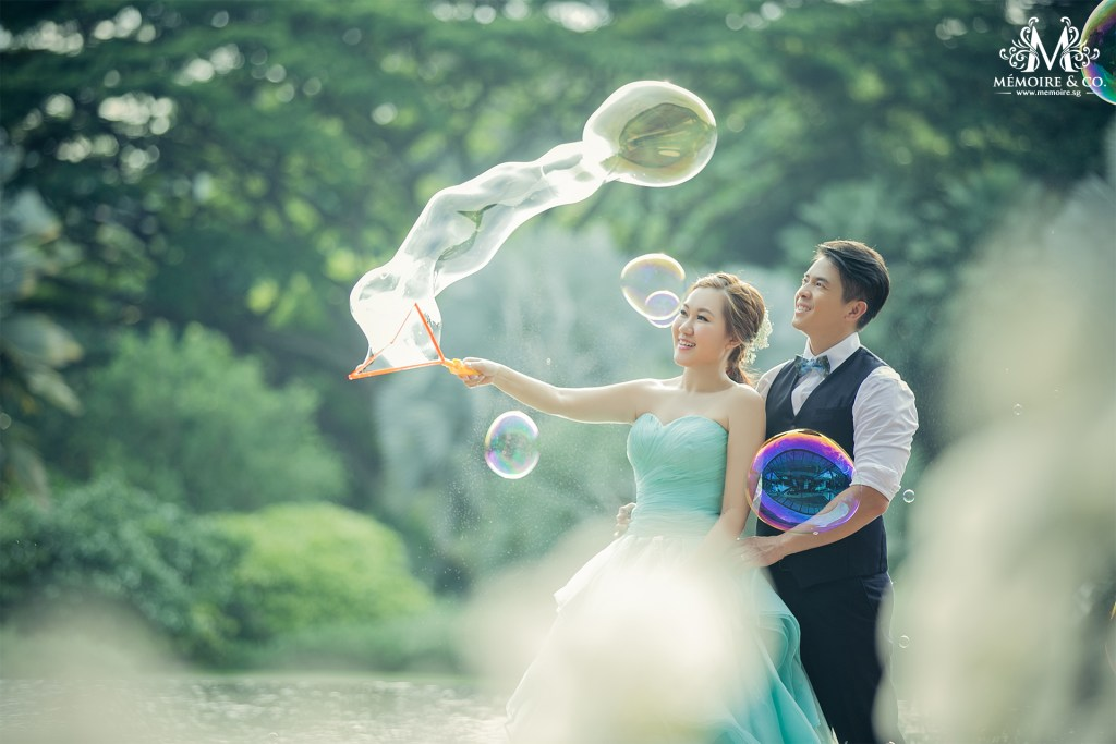 Pre Wedding Photoshoot Service Singapore
