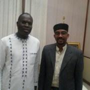 KHALIFA SALL, le maire de Dakar accompagne l'AIMP dans son travail sur la mémoire