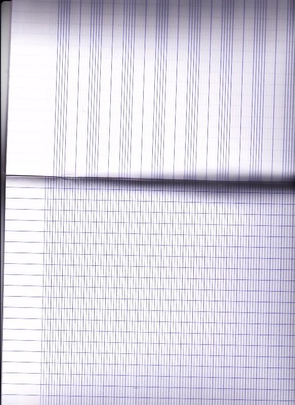 Cahier De Musique Et Chant Grand Format A4 48p Coloris