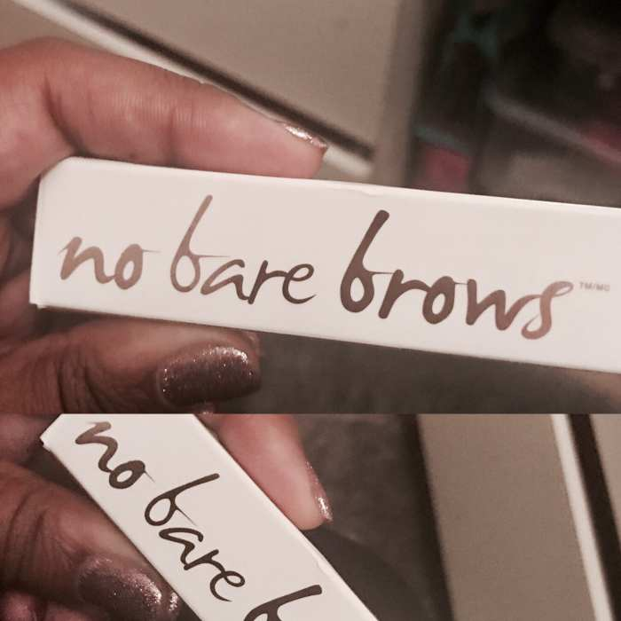 No Bare Brows