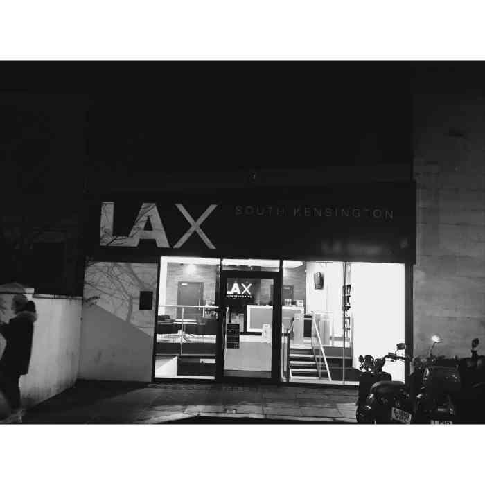 I think I found a secret portal to LAX on the way too...