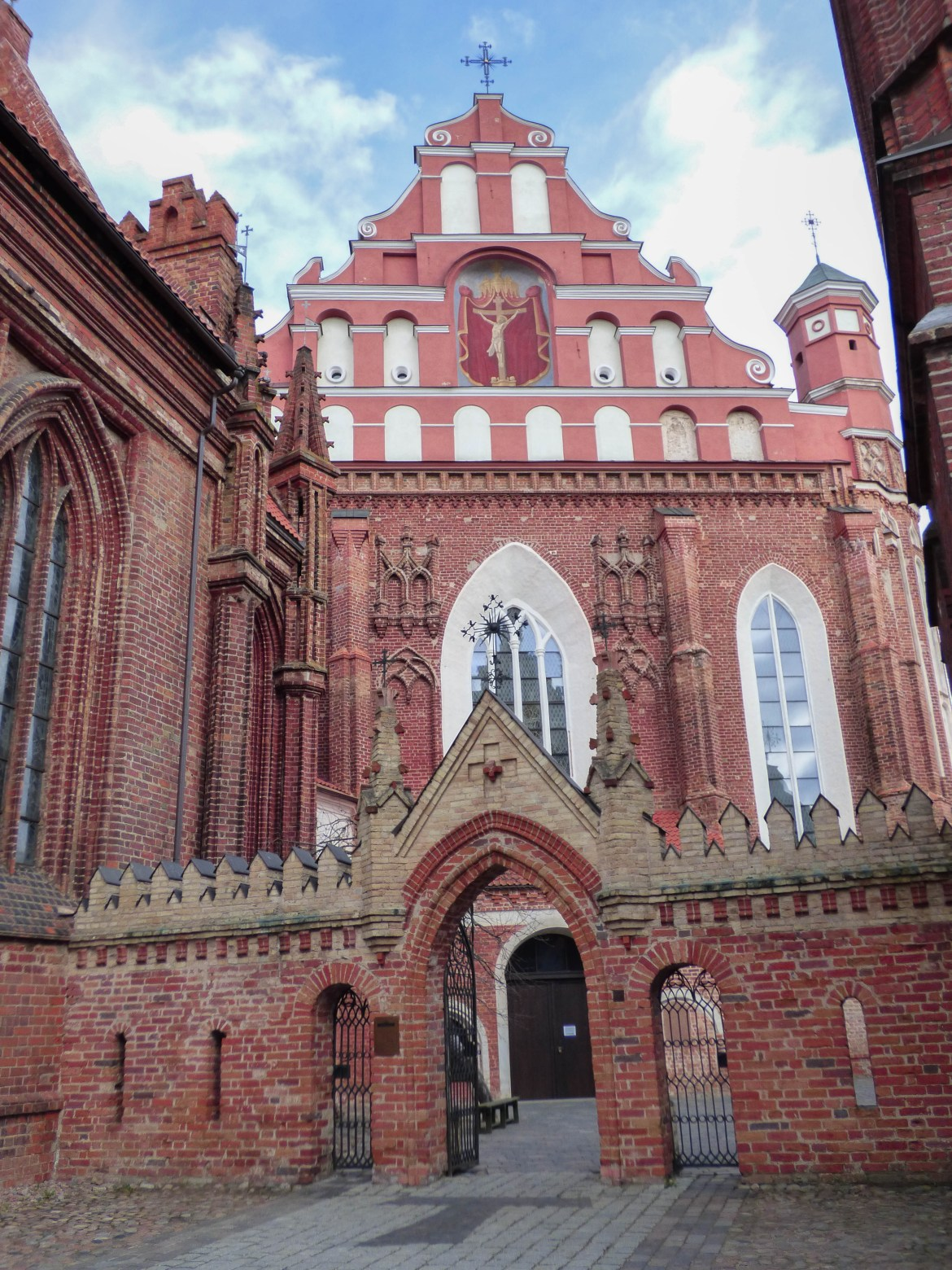 Church of St. Anne Vilnius