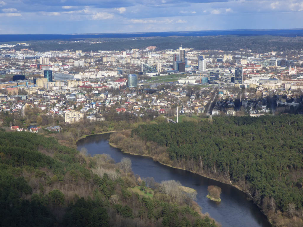ViewFromVilniusTVTower