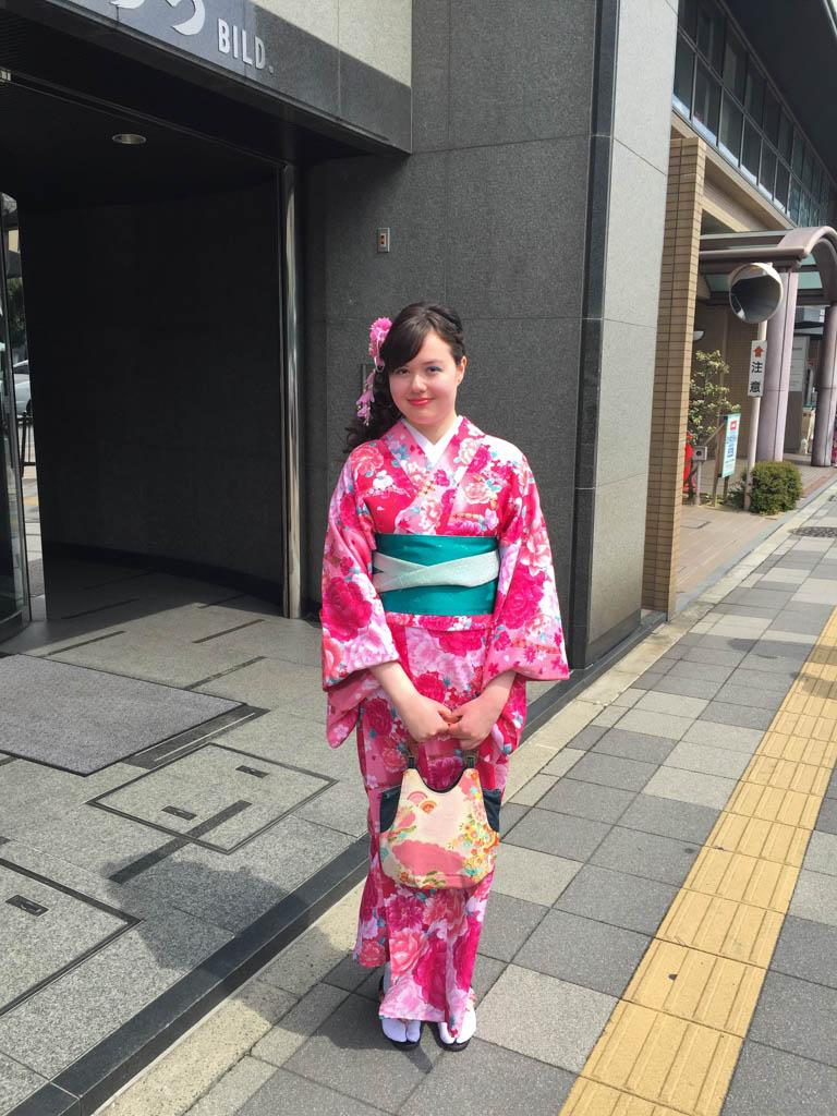 Yume Yakata Kimono