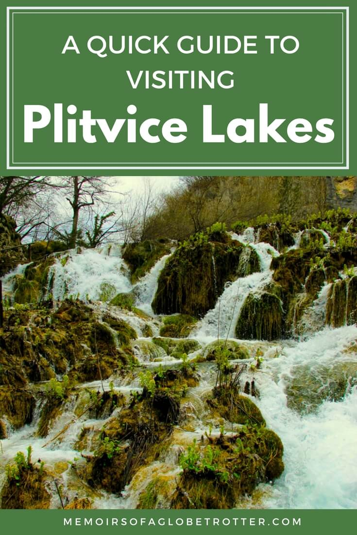 Plitvice Lakes National Park in Croatia is full of sparkling emerald lakes, cascading waterfalls and peaceful walking trails.