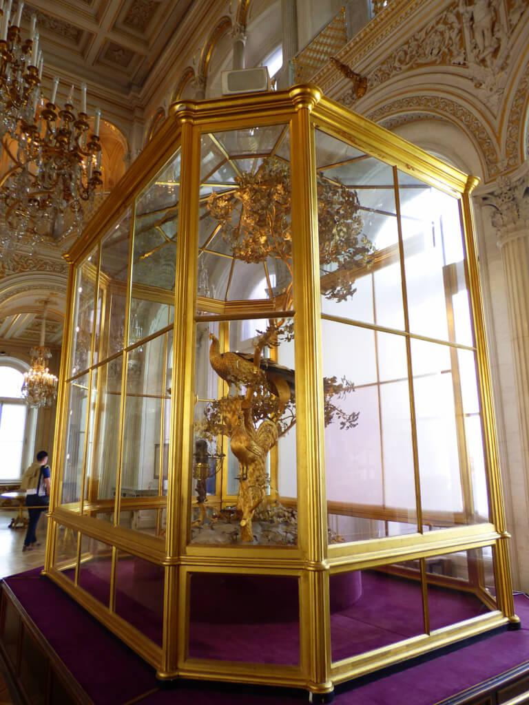 Peacock Clock Hermitage Museum