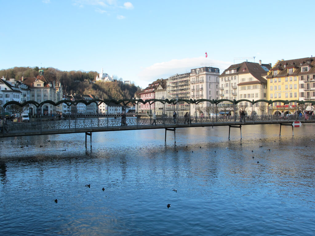 Bridge in Lucerne