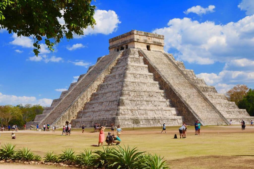 El Castillo Pyramid, Chichen Itza