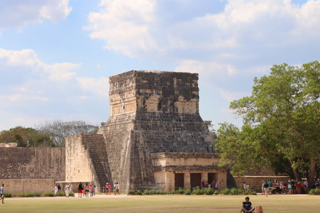 Grand Ballcourt, Chichen Itza