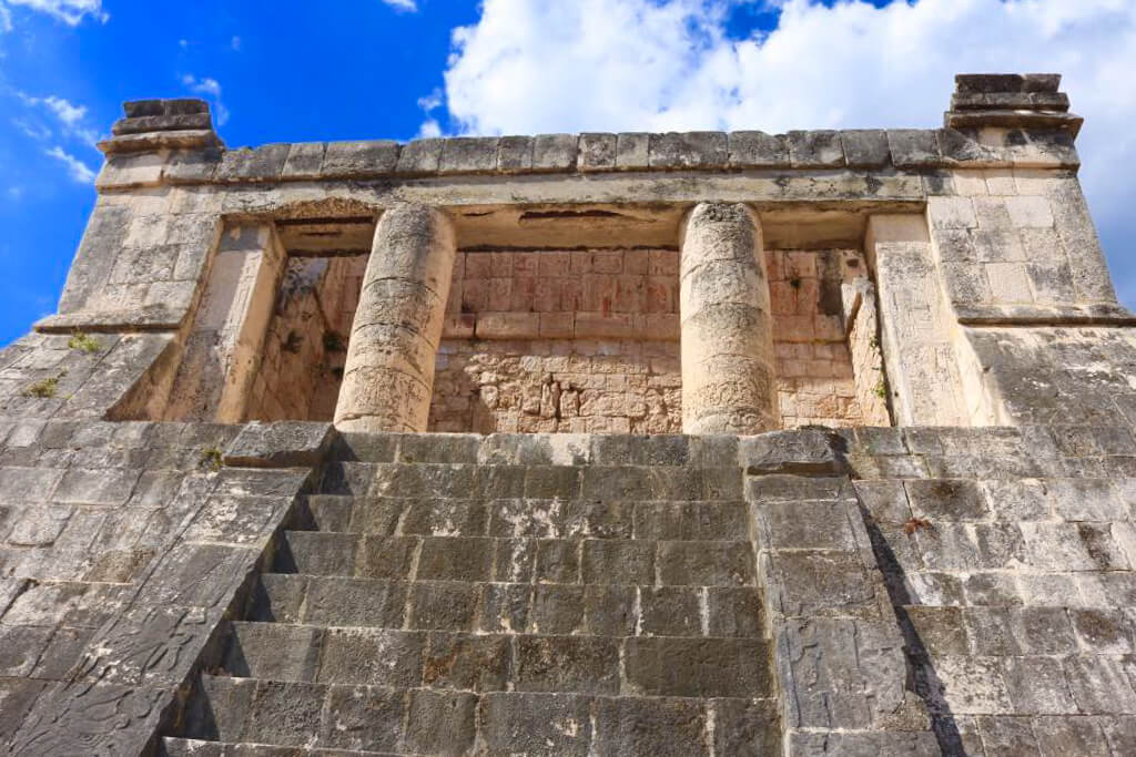 Temple of the Bearded Man, Chichen Itza