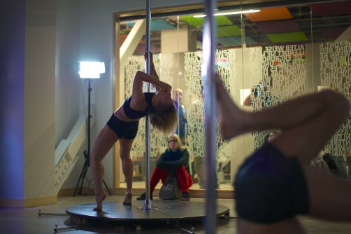 Memoirs of a Pole Dancer -- Opening Performance 12