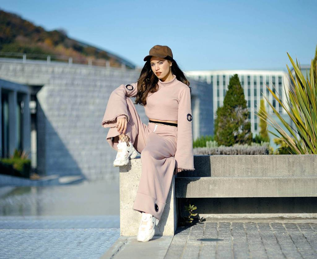 my styling nunbangkok two piece set