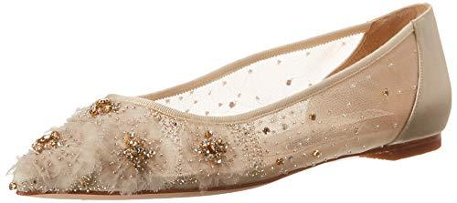 Badgley Mischka Women's Adrienne Ballet Flat