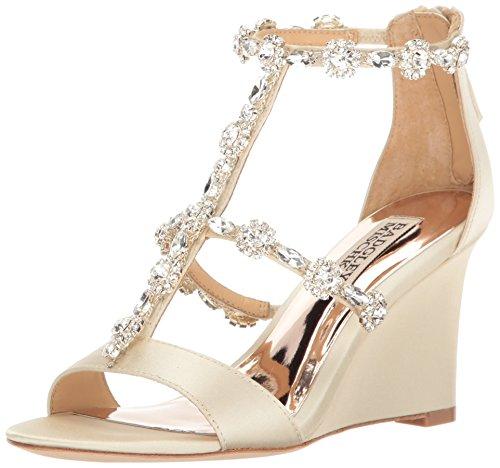 Badgley Mischka Women's Tabby Wedge Sandal