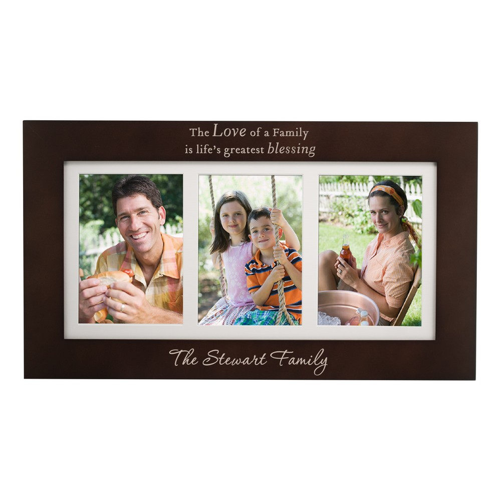 life blessings personalized triple
