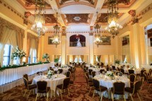 Milwaukee Wedding Ballroom Reception