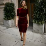 30 Dresses In 30 Days Fall Winter 2017 Office Holiday Cocktail Party Memorandum
