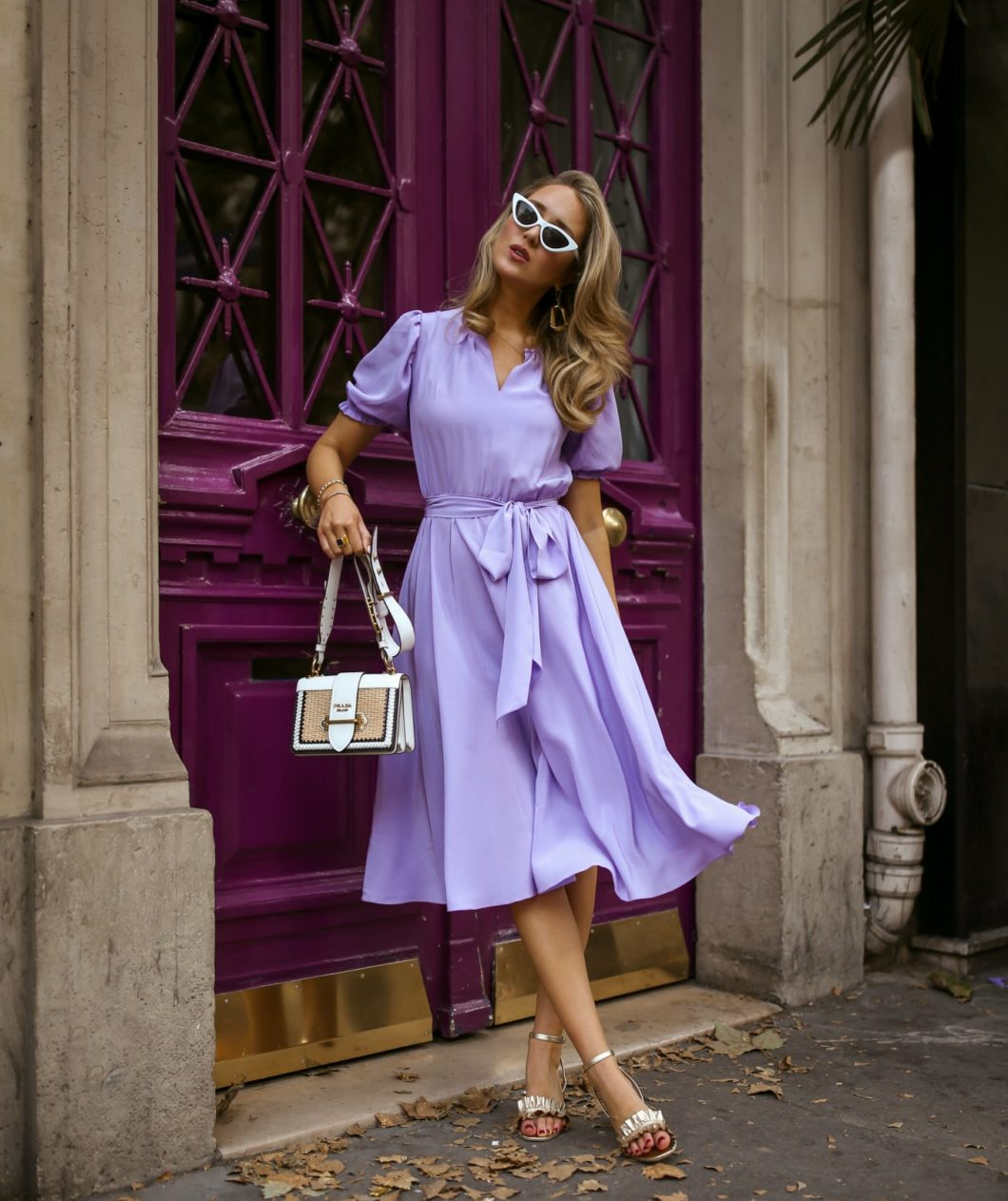 lilac the color to