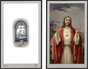double folder cards