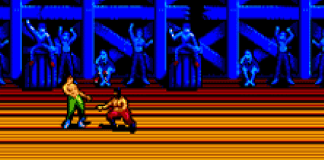 Pit Fighter master system banner