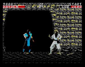 Mortal Kombat - Master System