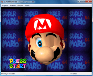 Emulador Project64