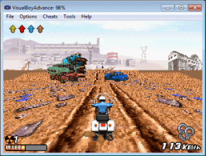 Emulador VisualBoy Advance