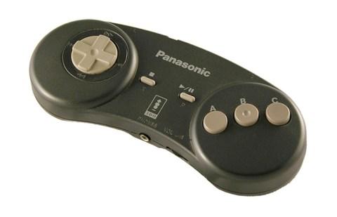 3DO Panasonic Pad